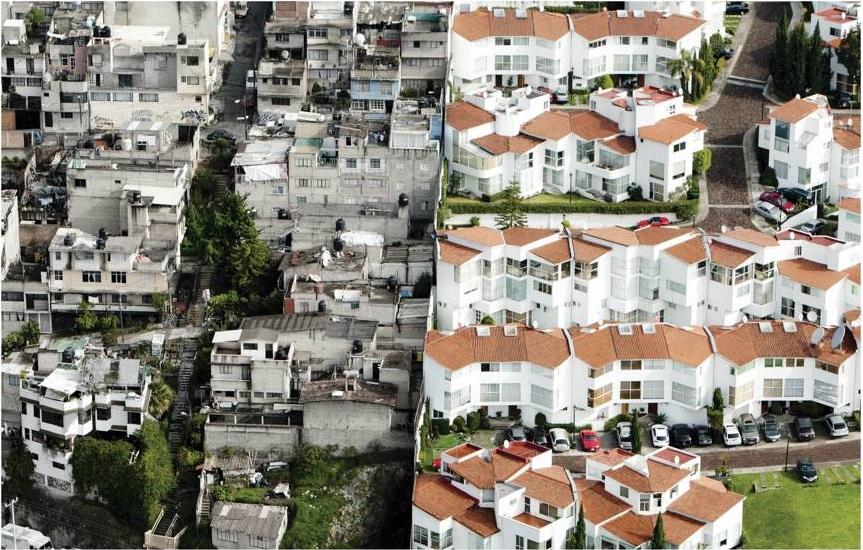 Ricchezza e povertà immobiliare in Italia